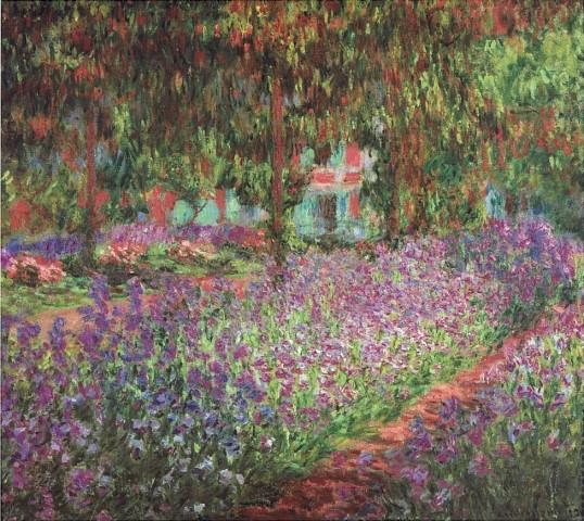 Claude Monet: Le Jardin de l'artiste a Giverny